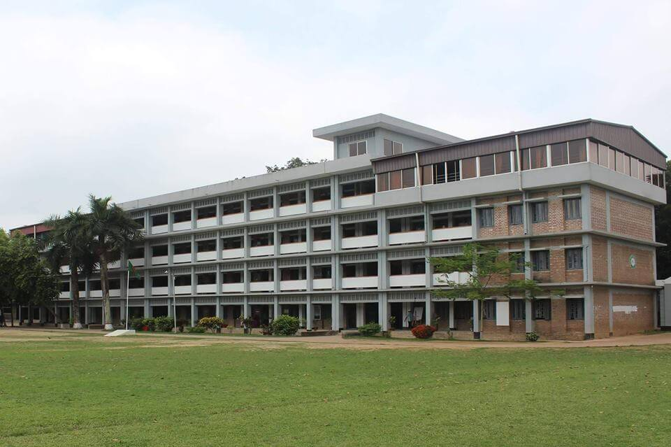 Polli Unnayan Academy Labratory School & College Academic Building