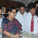 S O S Herman Gmeiner College, Dhaka Chemistry Lab