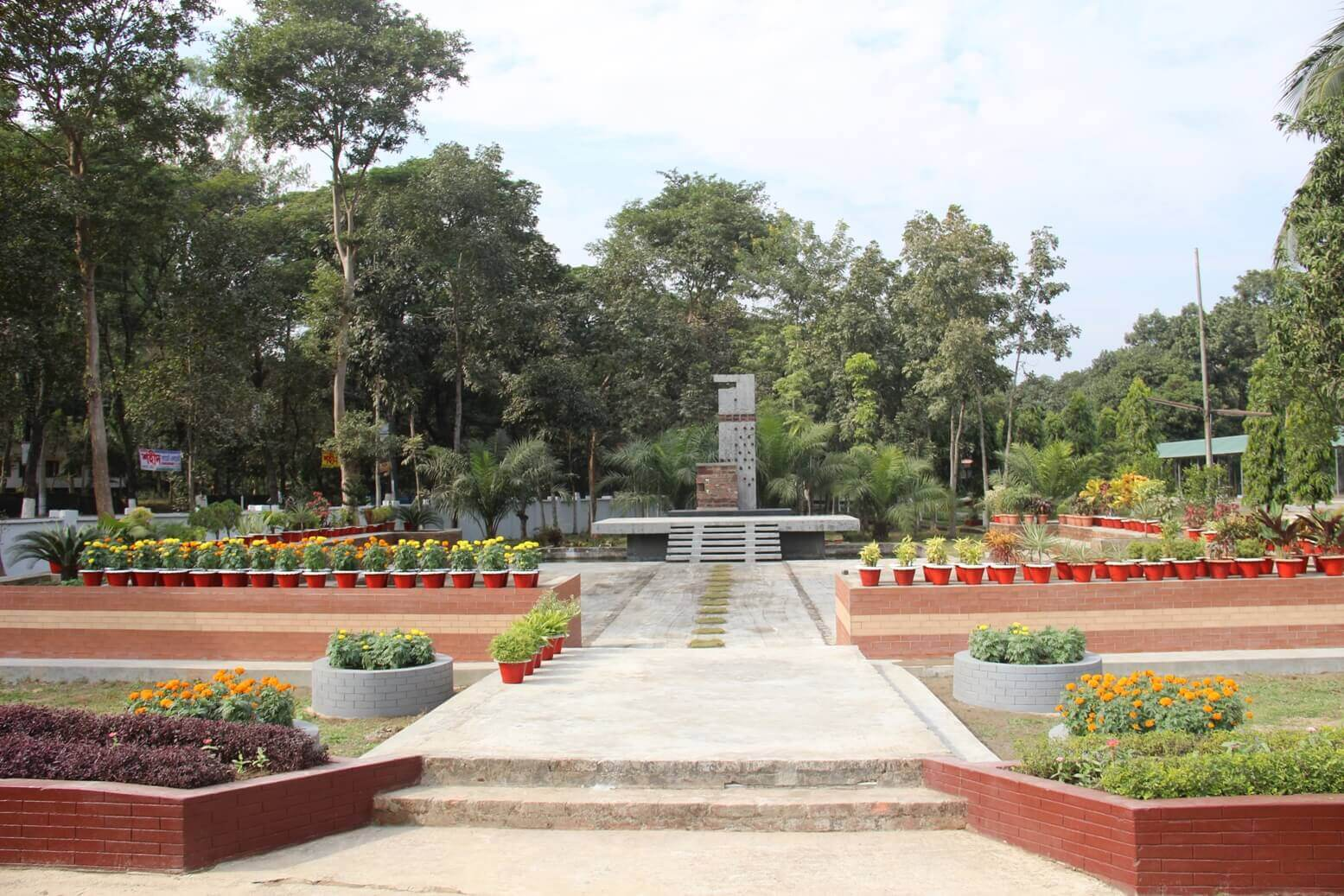 Sylhet Cadet College Beautiful