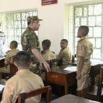 Sylhet Cadet College Class
