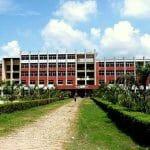 Academic Building at jessore University of science & technology University
