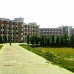 Academic Building of Begum Rokeya University