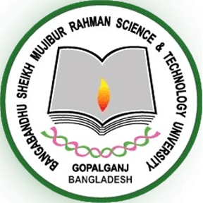 Bangabandhu Sheikh Mujibur Rahman Science And Technology University Logo