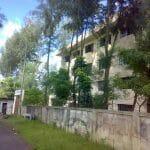 Bibi Khadiza Hall at NSTU