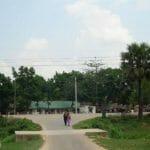 Comilla University Main Gate