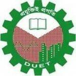 Dhaka University of Engineering & Technology Logo