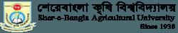 Sher-e-Bangla Agricultural University Logo