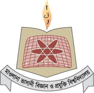 Mawlana Bhashani Science and Technology University logo