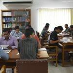 Bangabandhu Sheikh Mujibur Rahman Maritime University Students Library Work