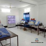 CCN University of Science & Technology Electrical Machine Lab