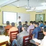 University of Creative Technology Chittagong Classroom