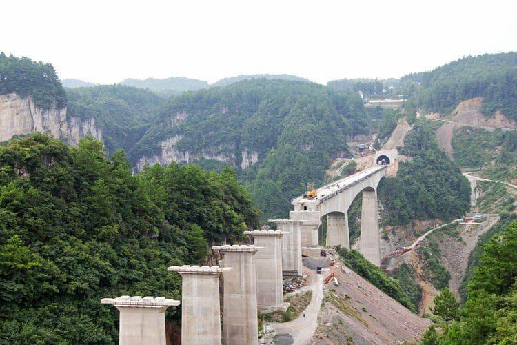 Nanjiang Railway Bridge