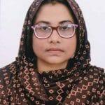SYEDA TAHRIN AKHTER | সৈয়দা তাহরীন আখতার